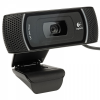 Logitech Webcam B910 HD fekete