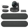 Logitech Webkamera - RALLY PLUS Ultra HD Konferencia rendszer