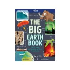 Lonely Planet Global Limited Big Earth Book idegen nyelvű könyv