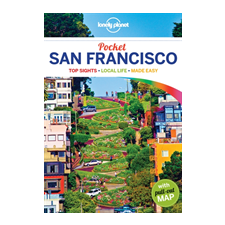 Lonely Planet Global Limited Lonely Planet Pocket San Francisco idegen nyelvű könyv