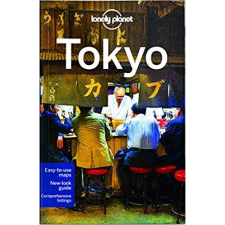 Lonely Planet Tokyo Lonely Planet Tokió útikönyv Japán 2015 akciós térkép