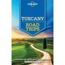 Lonely Planet Tuscany Road Trips 2016.06.01. utazás