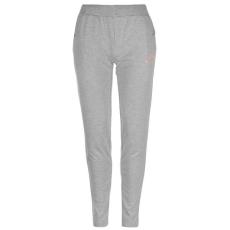 Lonsdale női melegítőnadrág - Lonsdale Interlock Pants Ladies Grey