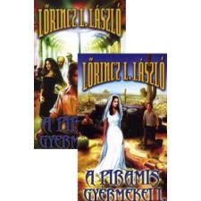 Lőrincz L. László A PIRAMIS GYERMEKEI I-II. regény