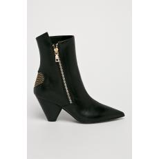 Love moschino - Magasszárú cipő - fekete - 1456955-fekete