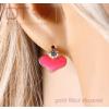 Love Pink Girl fülbevaló