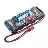 LRP Electronic XTEC RX-pack Straight 2/3A NiMH - BEC - 6.0V - 1600mAh