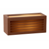 Lucide 27853/01/97 DIMO Wall Light IP54 E27 10.8/11/25 Rust