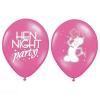 Lufi Leánybúcsúra Hen Night Party (Pink)