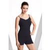Luisa Moretti FELISA női pizsama bambuszból L Fekete / Black