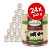 Lukullus gazdaságos csomag 24 x 800 g - Marha & pulyka