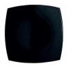 LUMINARC QUADRATO fekete tányér, lapos, 26,5 cm, 502112