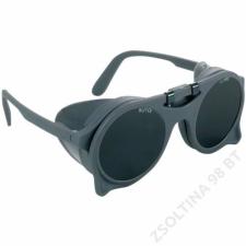 Lux Optical® EUROLUX száras szemüveg felhajtható üveg, oldalvédő hegesztés