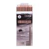 Lyra Grafitceruza LYRA Graduate 4H-6B hatszögletű környezetbarát 12 db/készlet