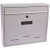 M.A.T Group schránka poštovní RADIM V 360x310x90mm Bílá