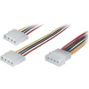 M-CAB 16CM POWER ADAPTER CABLE /4PIN