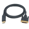 M-CAB 2M DISPLAYPORT TO DVI 24+1