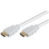 M-CAB 5M HDMI HI-SPEED W/E-WHITE