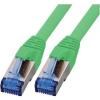 M-CAB CAT6A S-FTP-FLEX-LSZH-0.50M-GN