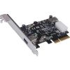 M-CAB PCI EXPRESS USB 3.1 CARD - 1+1