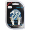 M-Tech Blister 2x Dioda LED L018 - W5W 9xSMD3528 white