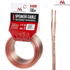 MACLEAN Maclean MCTV-511 Speaker cable 50m 2*1.5mm2 / 48*0.20CCA 3;5*7;0mm