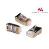 MACLEAN Maclean MCTV-664 100x RJ45 8P8C Modular End Shielded Plug Connector