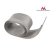 MACLEAN Maclean MCTV-675 S Cable Cover Elastic Material Velcro Grey Organizer 1;8m