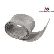 MACLEAN Maclean MCTV-675 S Cable Cover Elastic Material Velcro Grey Organizer 1;8m kábel és adapter