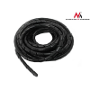 MACLEAN Maclean MCTV-687 Organizer Spiral cable Length (20.4*22mm) 3m Flexible black