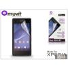 Made for Xperia MUVIT Sony Xperia E3 (D2203) képernyővédő fólia - Made for Xperia Muvit - 2 db/csomag - matt/glossy