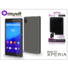 Made for Xperia MUVIT Sony Xperia Z5 Premium (E6853) hátlap - Made for Xperia Muvit miniGel - black