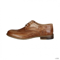 Made In Italia készült Italia férfi alkalami cipő LIVIO_CUOIO