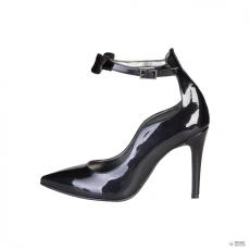 Made In Italia készült Italia női körömcipő & Heels ANGELICA_fekete-fekete
