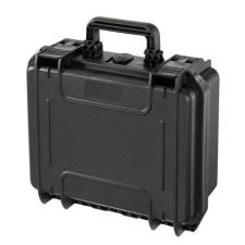 MAGG PROFI MAXI Manyag koffer 336x300x148 mm, IP 67, fekete barkácsolás, csiszolás, rögzítés