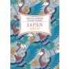Magnólia Japán minták