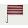 Magyar Gárda autós zászló, ablakra tűzhető
