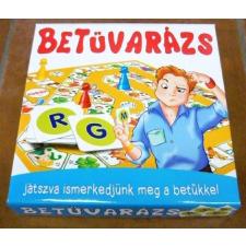 Magyar Gyártó Betűvarázs társasjáték