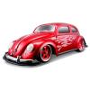Maisto RC 1951 Volkswagen Beetle távirányítású autó - bordó