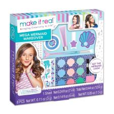Make It Real Make It Real Szépség-Változz sellővé smink szett kreatív és készségfejlesztő