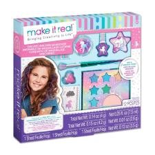 Make It Real Make It Real Szépség-Változz unikornissá smink szett kreatív és készségfejlesztő