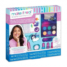 Make It Real Szépség, Lányok a világ körül smink szett kreatív és készségfejlesztő