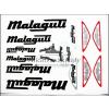 MALAGUTI MATRICA KLT. MALAGUTI FEKETE-EZÜST / MALAGUTI - UNIVERZÁLIS