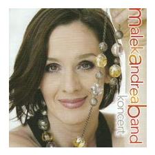 Malek Andrea Band Koncert (CD) rock / pop