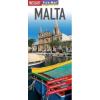 Málta laminált térkép - Insight