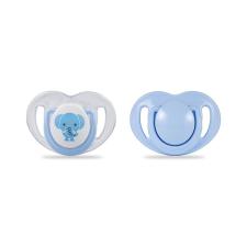 Mamajoo Mamajoo Ortodontikus 2db-os cumi 0h+ - Kék elefánt cumi