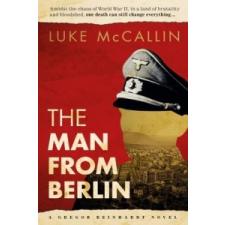 Man From Berlin – Luke McCallin idegen nyelvű könyv