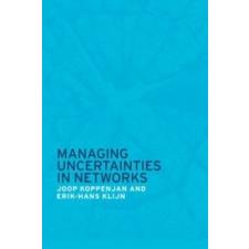 Managing Uncertainties in Networks – Joop Koppenjan,Erik-Hans Klijn idegen nyelvű könyv