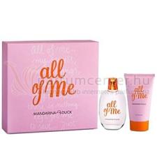 Mandarina Duck All of Me her Szett 100+150 kozmetikai ajándékcsomag