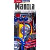 Manila laminált térkép - Insight